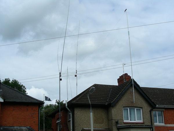 G0JKZ Doublet Antenna